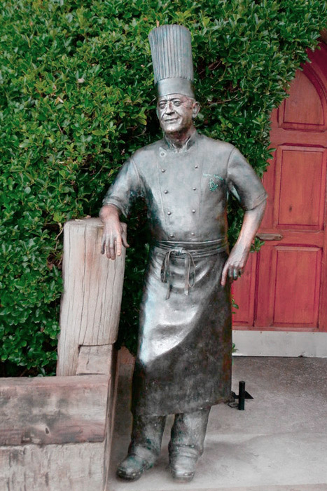 Fundición de bronce artistica. Escultura de Argiñano.