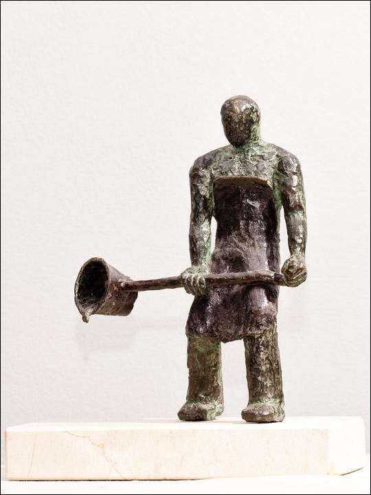 Esculturas de bronce - Estatuillas de bronce - Fundidor.