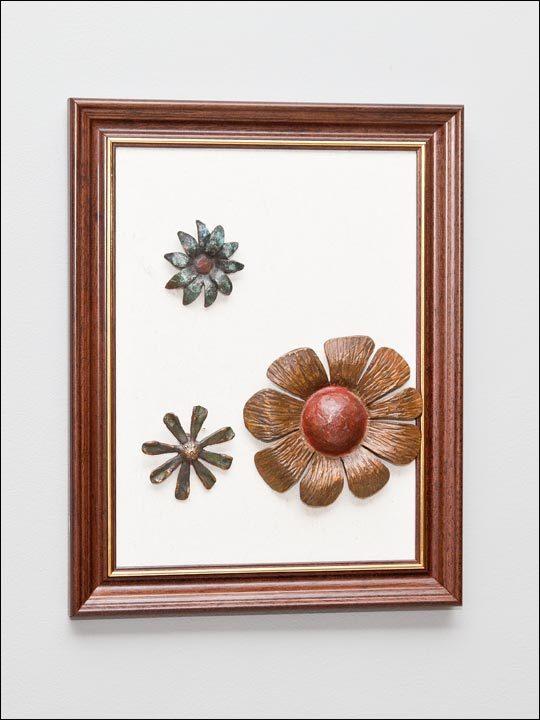 Cuadros con flores. Cuadro 2.