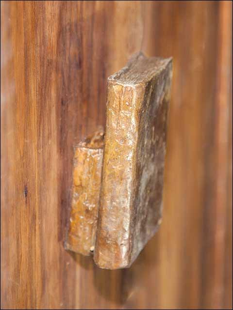 Pomos puertas - Pomo libro 1