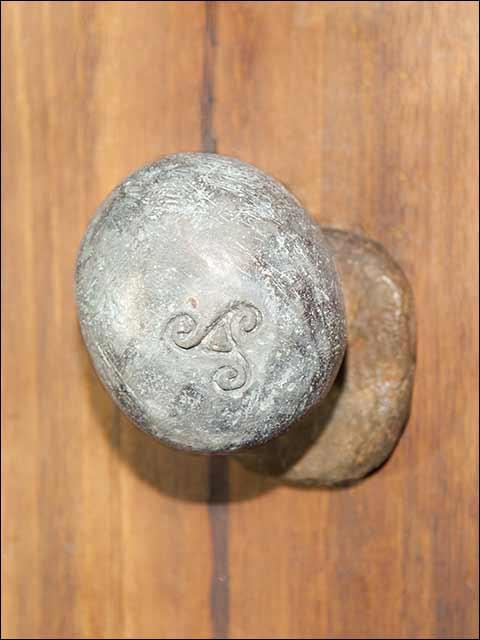 Pomos puertas - Pomo Triskel 2