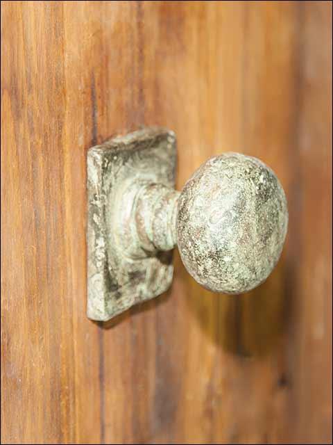 Pomos puerta exterior - Pomo Vintage