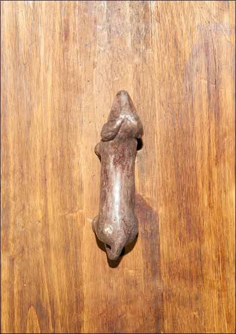Pomos puertas - Pomo perro 2